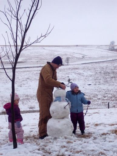 sally snowman