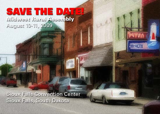 rural assembly save date