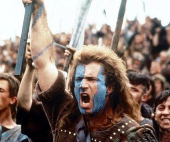William Wallace screaming